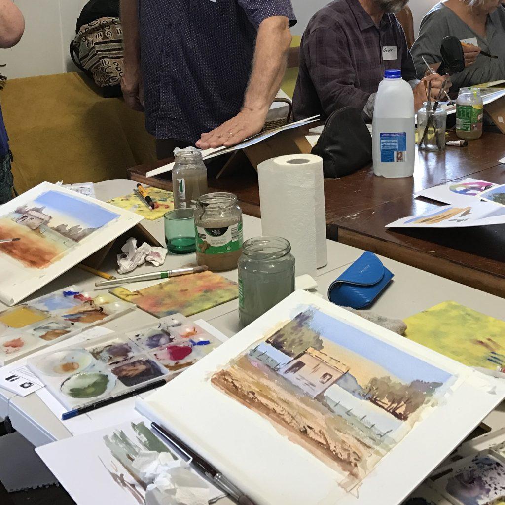 June workshops